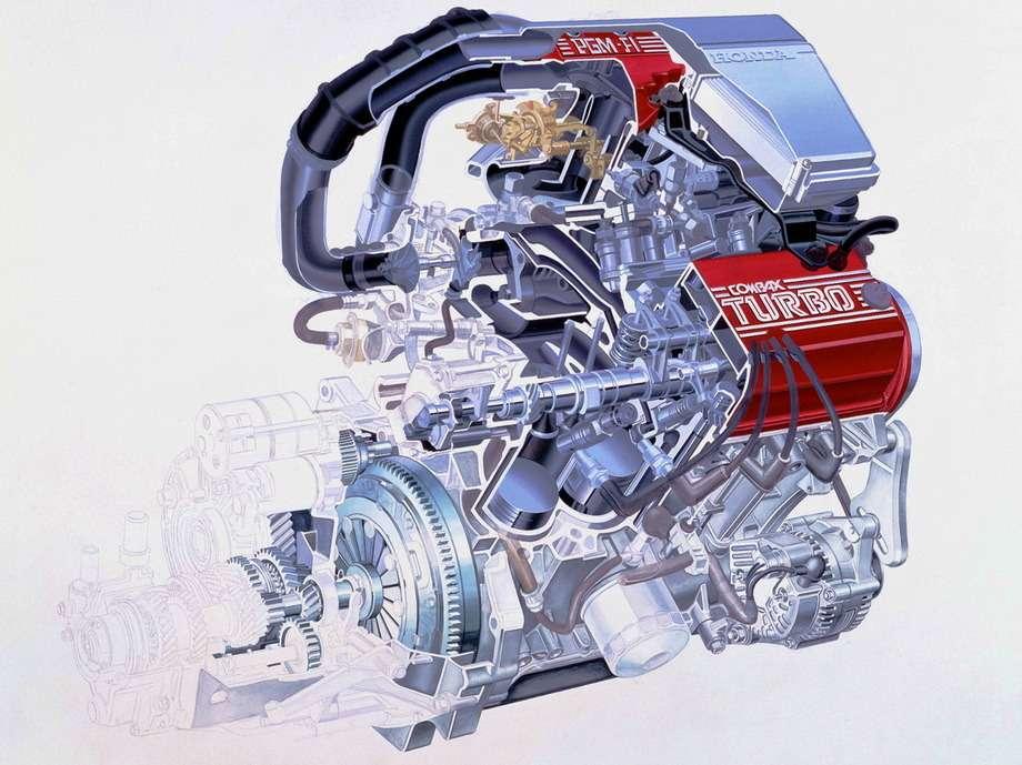Двигатель стурбокомпрессором IHI развивал впервом исполнении 100, авовтором, спромежуточным охладителем надувочного воздуха,— 110 л.с.