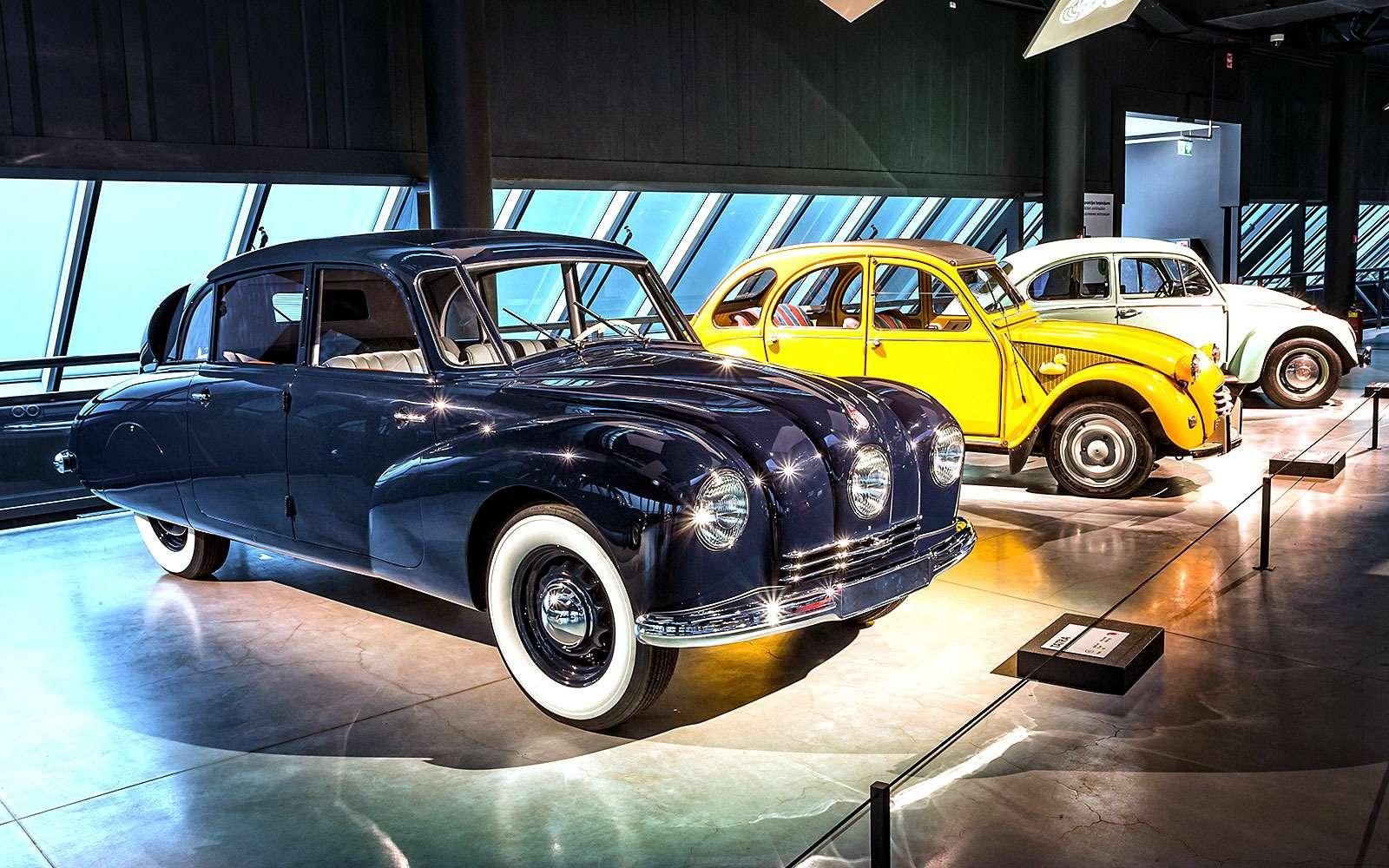 Рижский мотор-музей после реконструкции: они— живые!— фото 641622