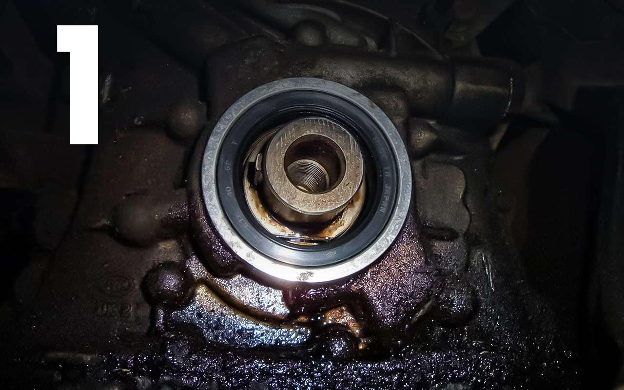 10основных причин, почему мотор жрет масло— фото 780801