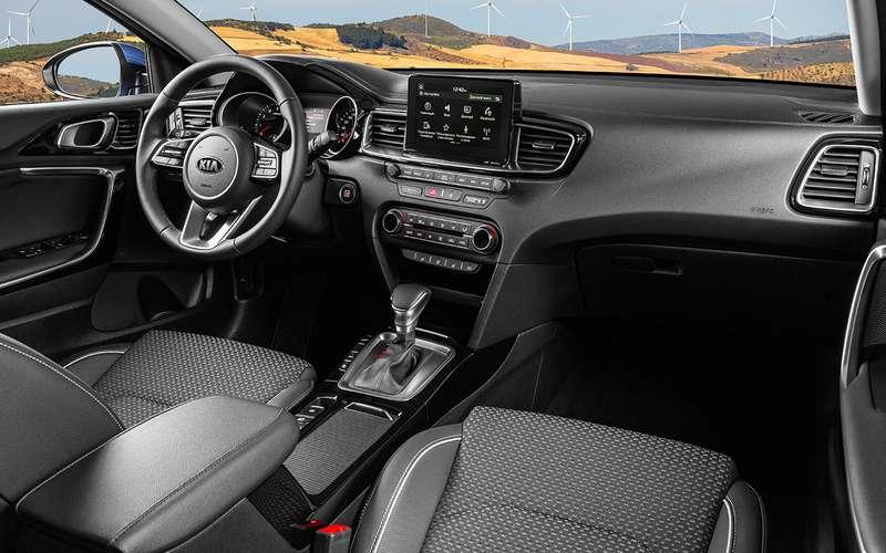 7 причин задуматься опокупке нового Kia Ceed