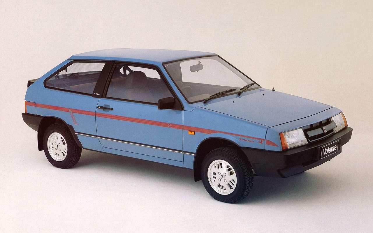18советских автомобилей справым рулем— итакое было!— фото 980937