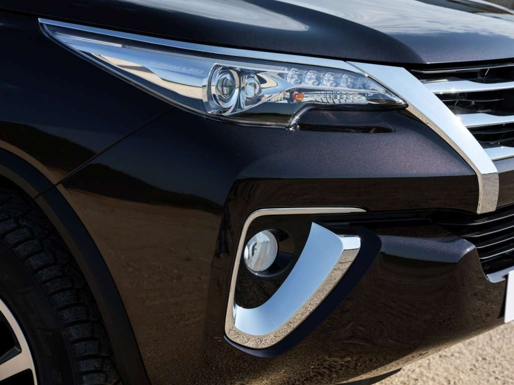 Toyota начнет продажи нового внедорожника вРоссии— фото 779054