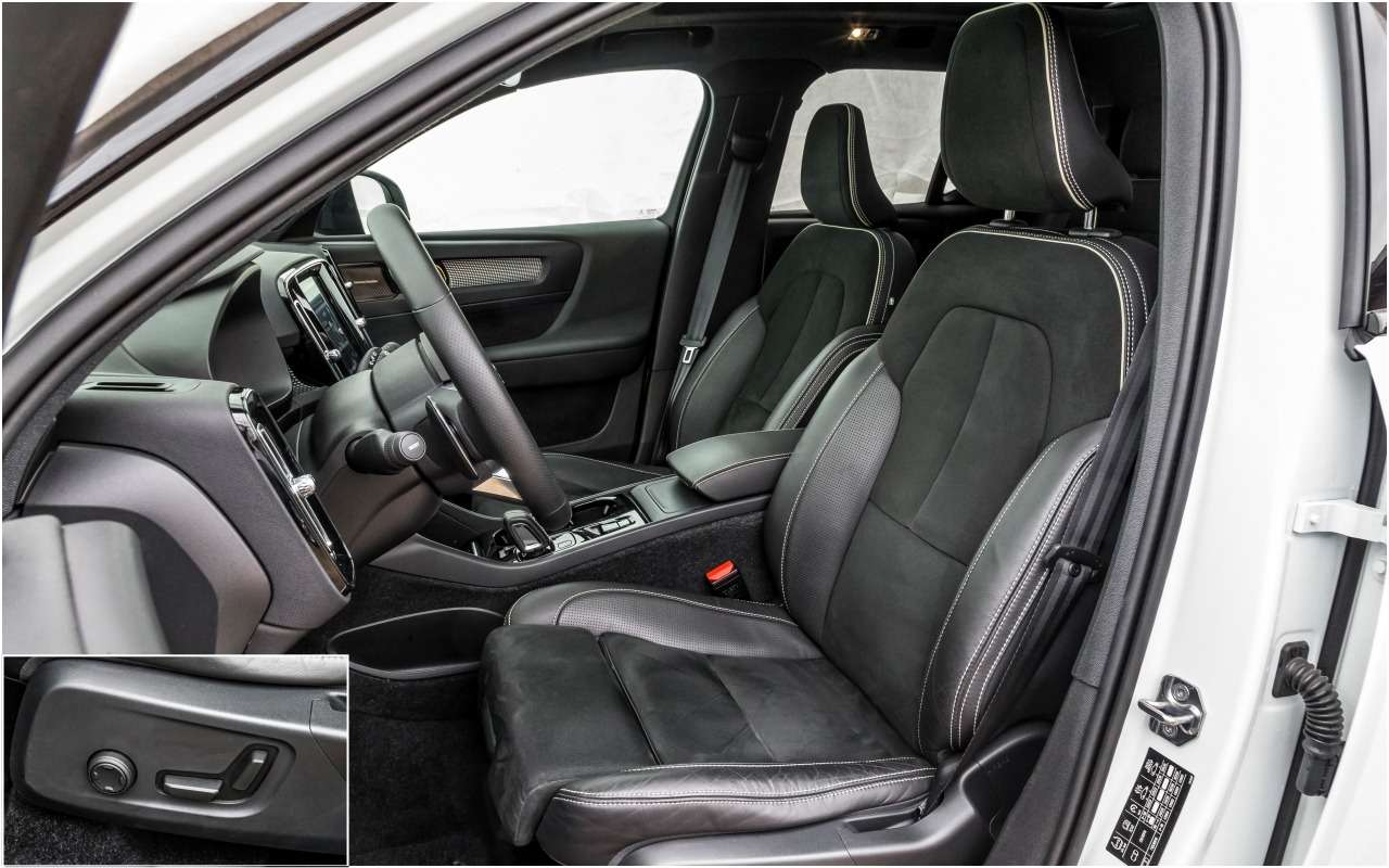 Большой тест маленьких, нодорогих кроссоверов: Volvo, Lexus, Jaguar— фото 983850