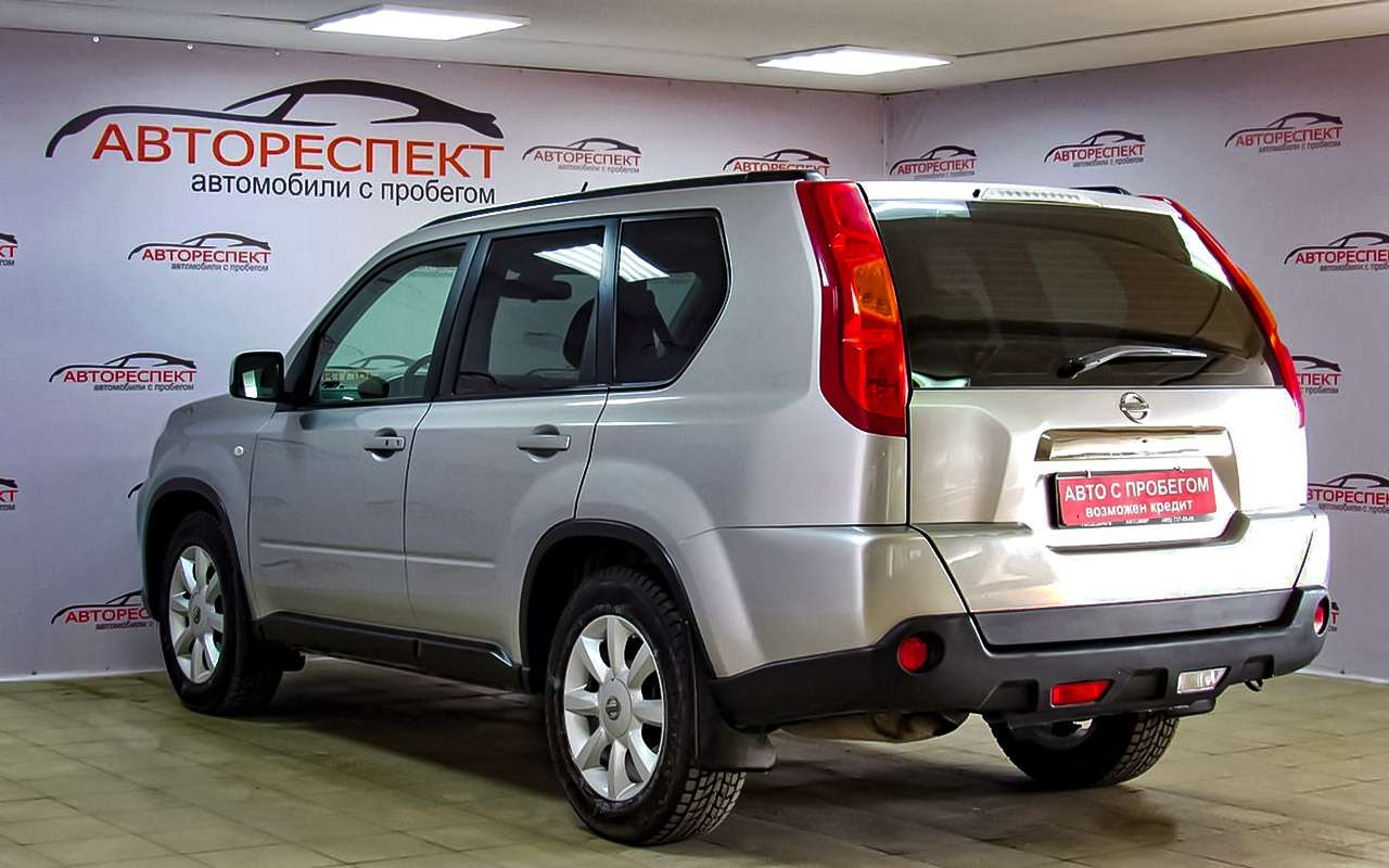Новый УАЗ Патриот или подержанная иномарка?— фото 775299