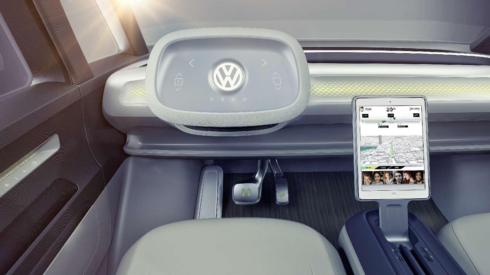 Volkswagen I.D.Buzz: между хиппи ихипстерами— фото 690416