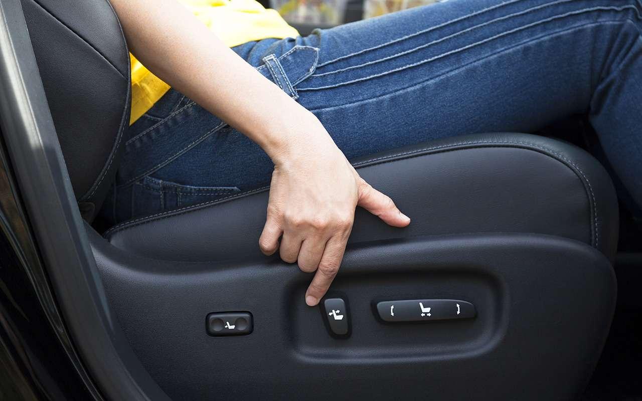 Жену иребенка укачивает вавтомобиле. 11способов избежать проблемы— фото 981540