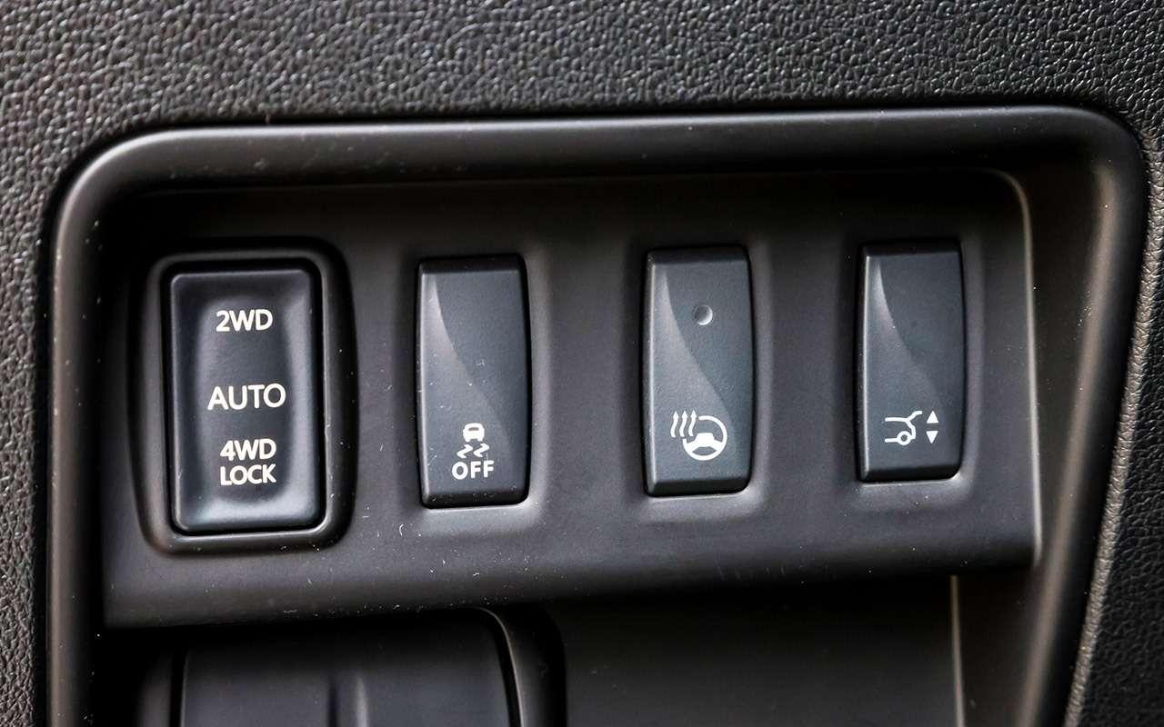 Hyundai Creta или Renault Koleos: чей полный привод круче? Часть 1— фото 825643
