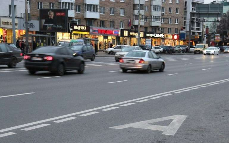Доконца года вМоскве организуют еще 20км «выделенок»
