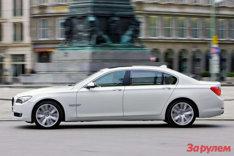 Bmw выпустит сверхдлинный седан 7 Series журнал за рулем