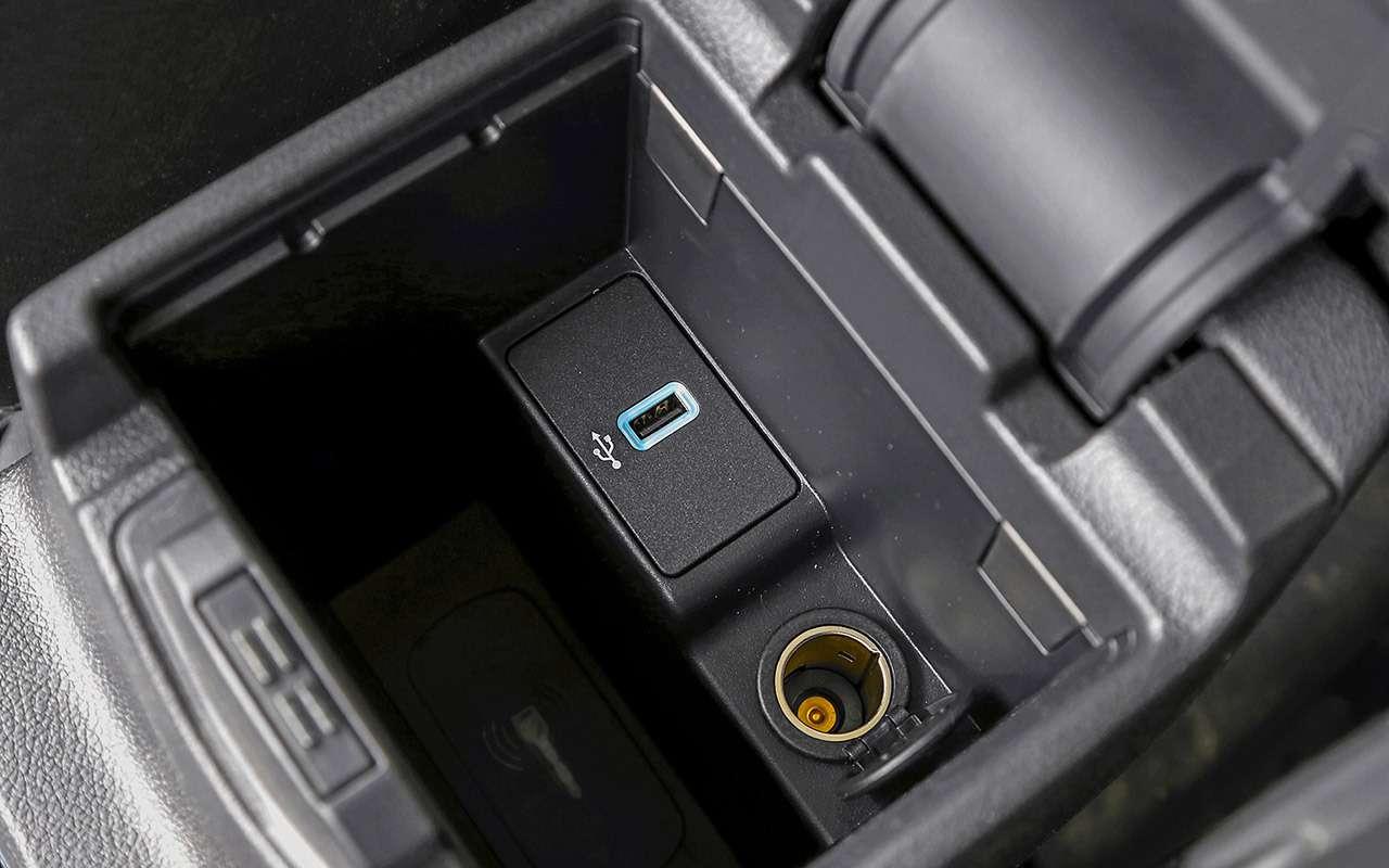 Большой тест универсалов: Ford против Kia— фото 959189