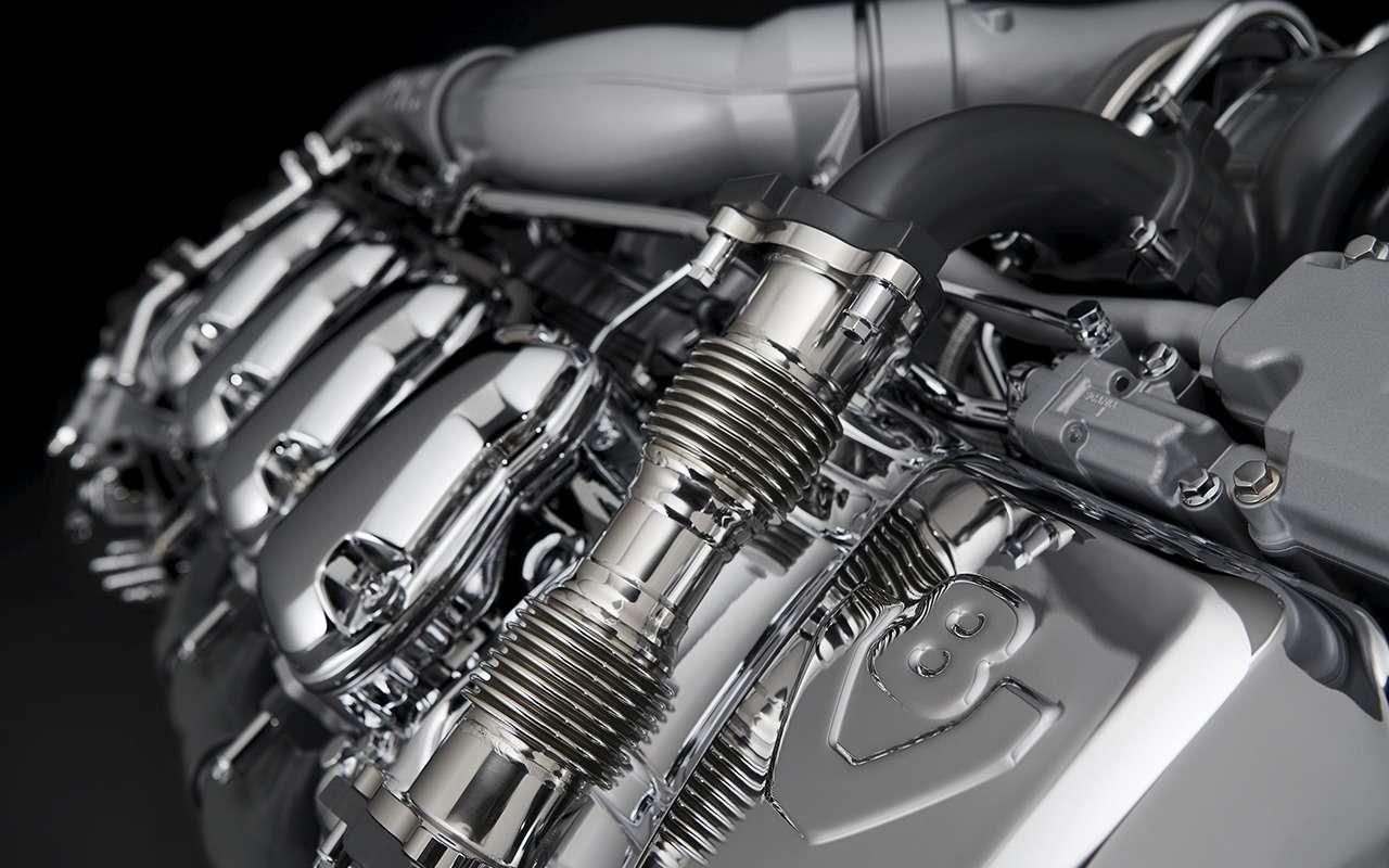 Новый V8и коробка без масла— смелая идея Scania— фото 1221043