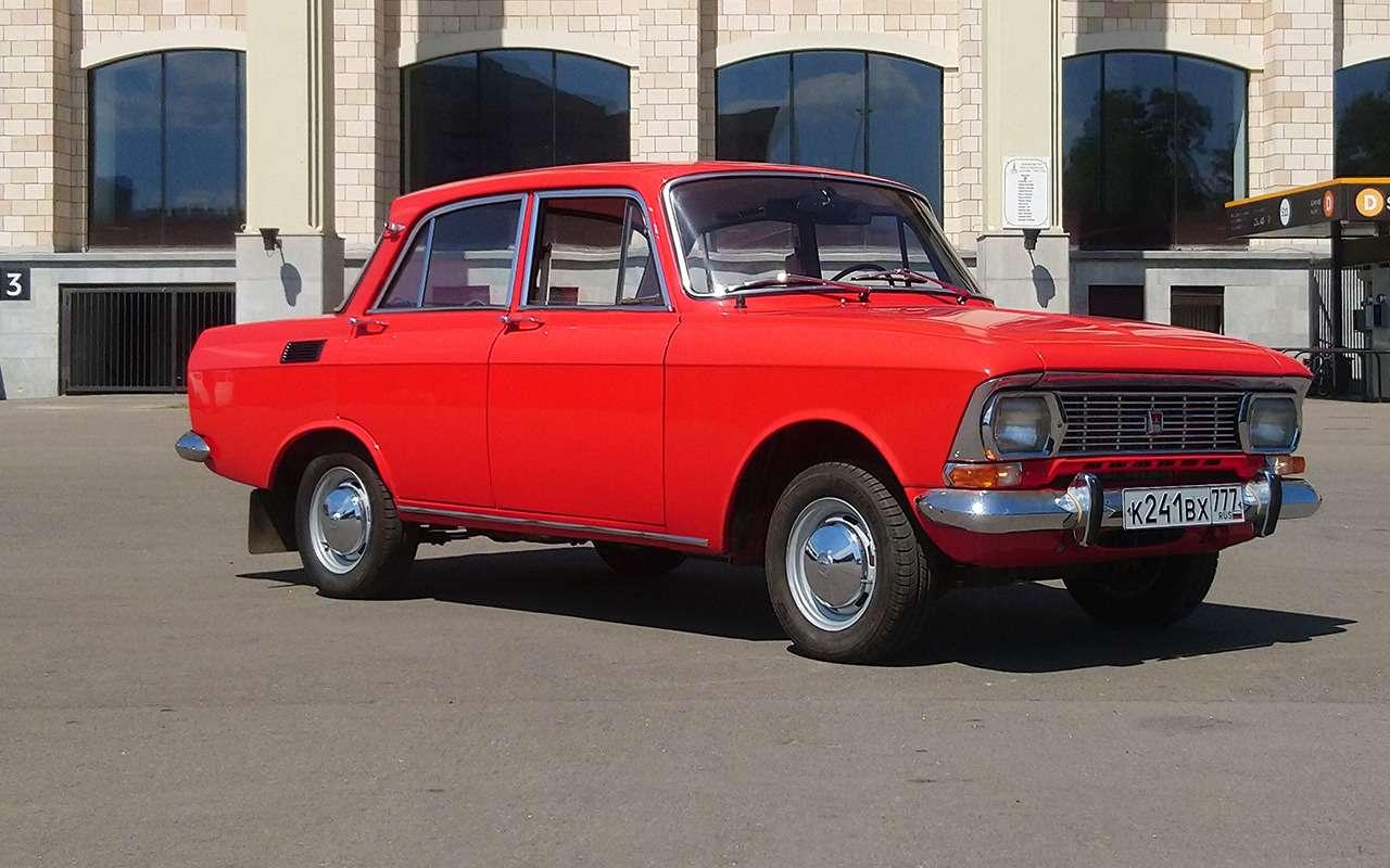 Москвич-412: вот как советские инженеры переделали двигатель BMW— фото 994349