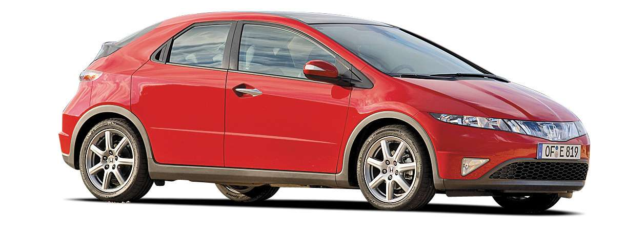 Honda Civic 5-door