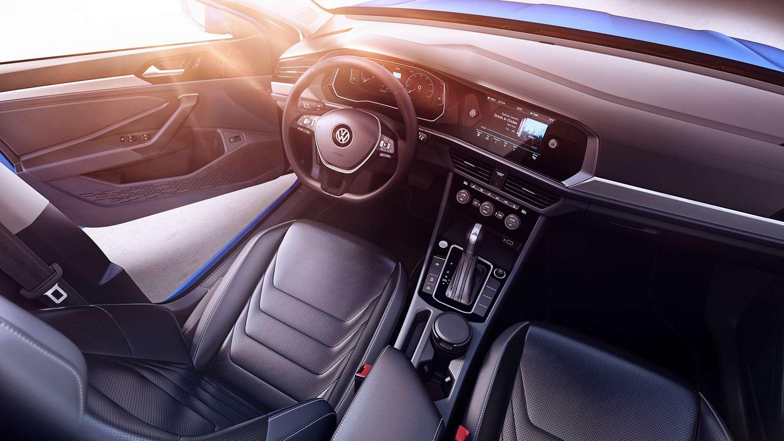 Новый Volkswagen Jetta: один мотор ичетыре комплектации— фото 835520