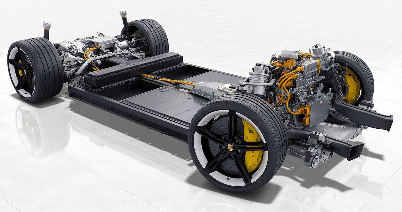 Самый мощный изсерийных Porsche: первый тест-драйв— фото 1011349
