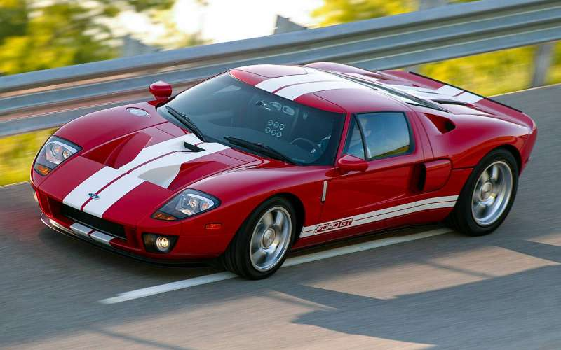 Ford GT, 2004-2006