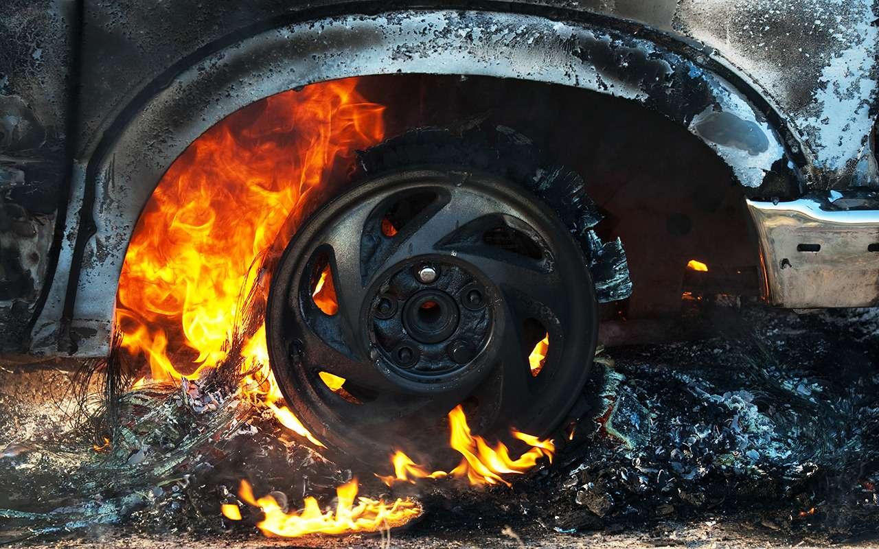 20причин, почему машина может загореться— фото 911443