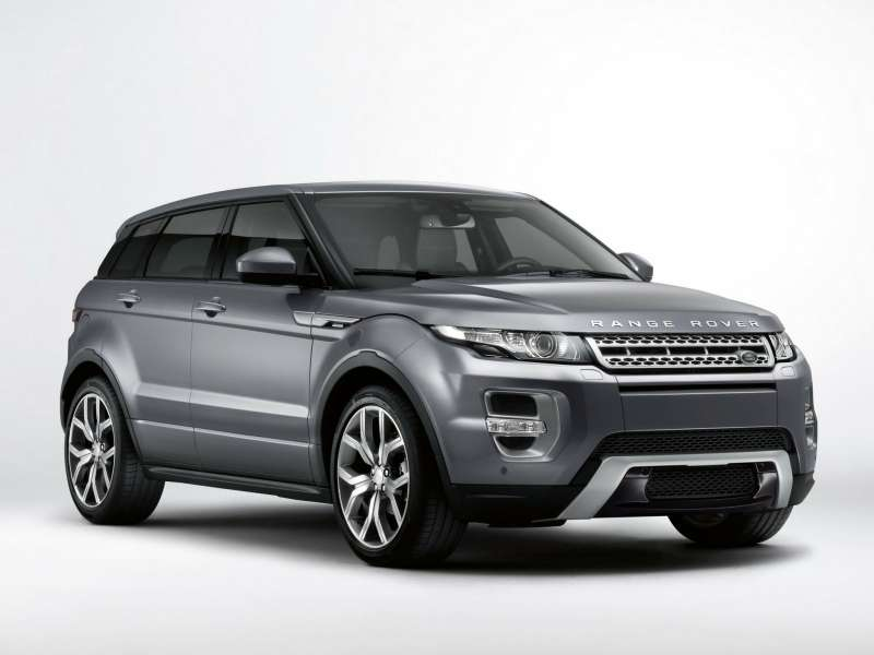 Land Rover_Range Rover Evoque_SUV 5 door_2014