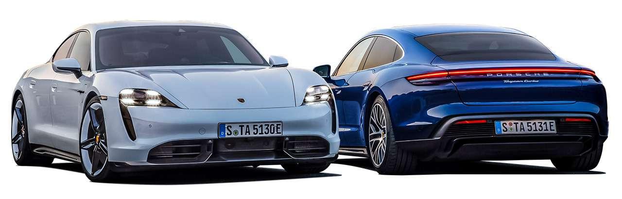 Первый электромобиль Porsche: детальный обзор— фото 998262
