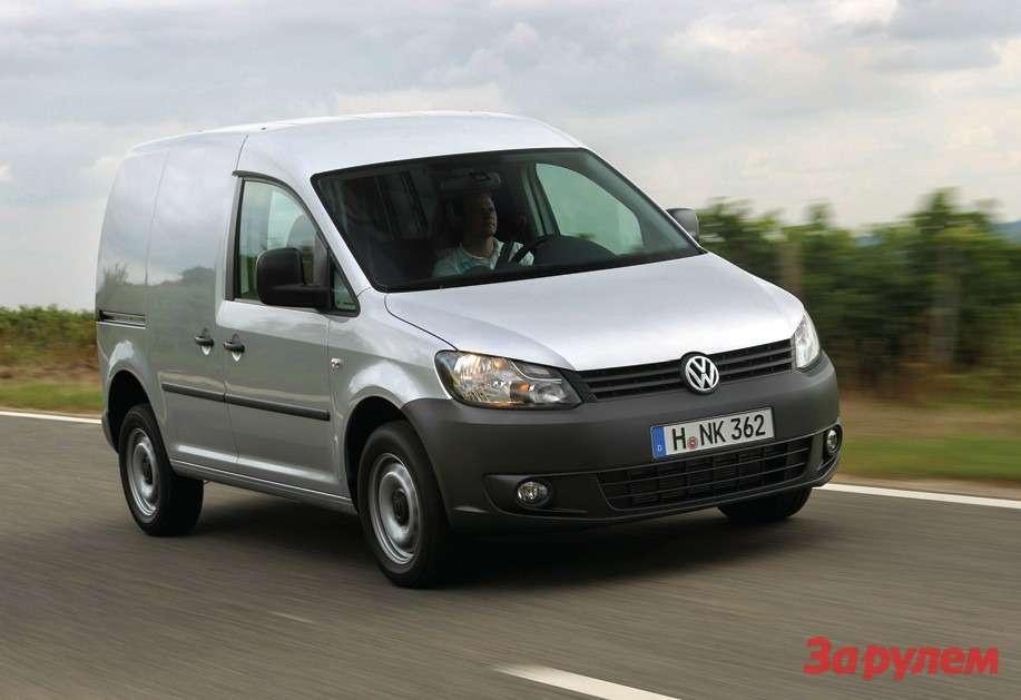 Volkswagen Caddy 4Motion Kasten