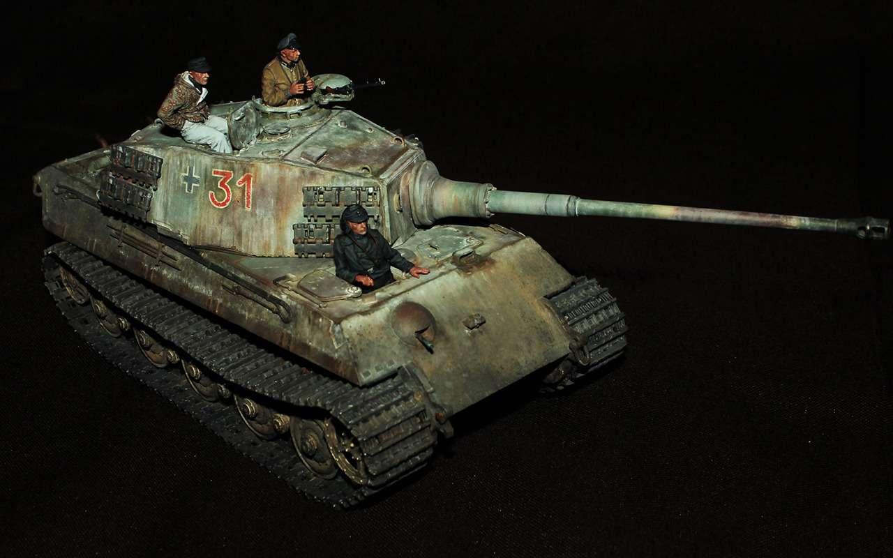 Хобби настоящего мужчины: делаем танк (номаленький!)— фото 1003219