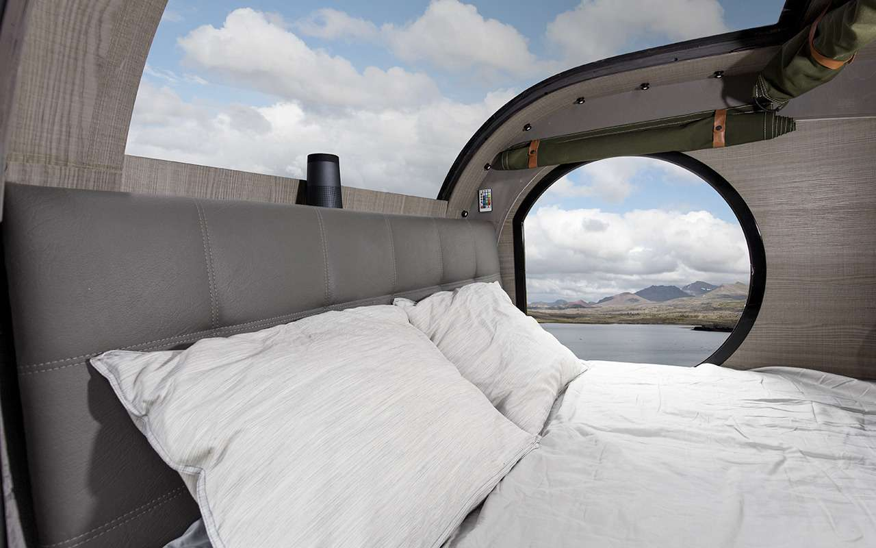 Кому ИКЕА наколесах?! Свстроенной кроватью queen-size икухней— фото 970435
