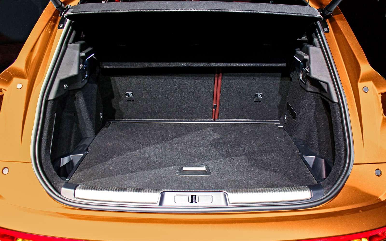Новый кроссовер DS7Crossback: французская «семерка»— фото 738714