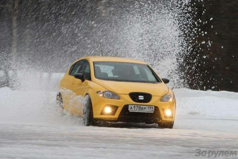 Seat Leon Cupra, Ford Focus ST: Надва лица (ВИДЕО)— фото 92017