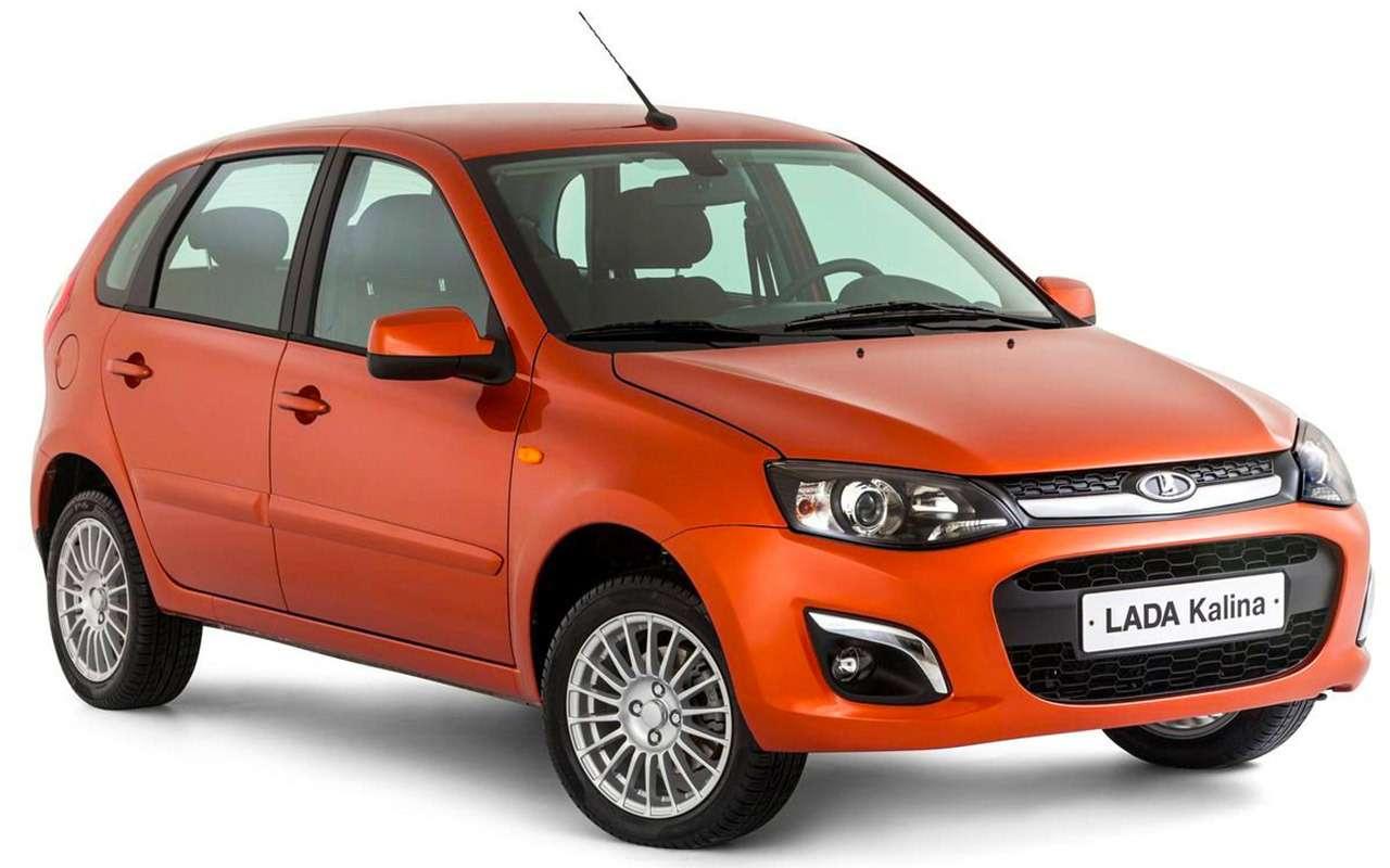 Автомобили B-класса за400 тысяч руб.: все лучшие варианты— фото 959234