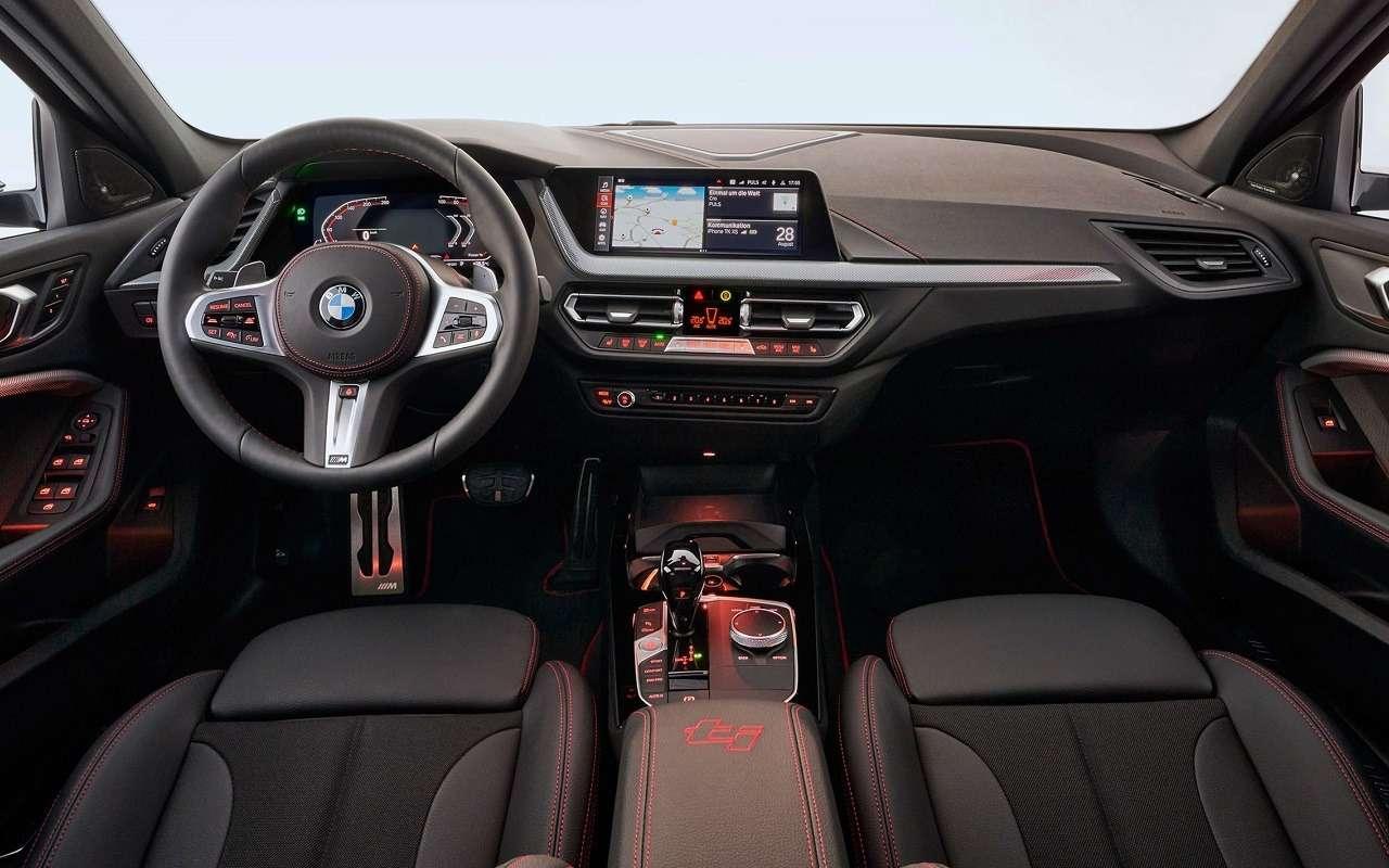 Появилась очень быстрая «копейка» BMW - нравится? - фото 1178701