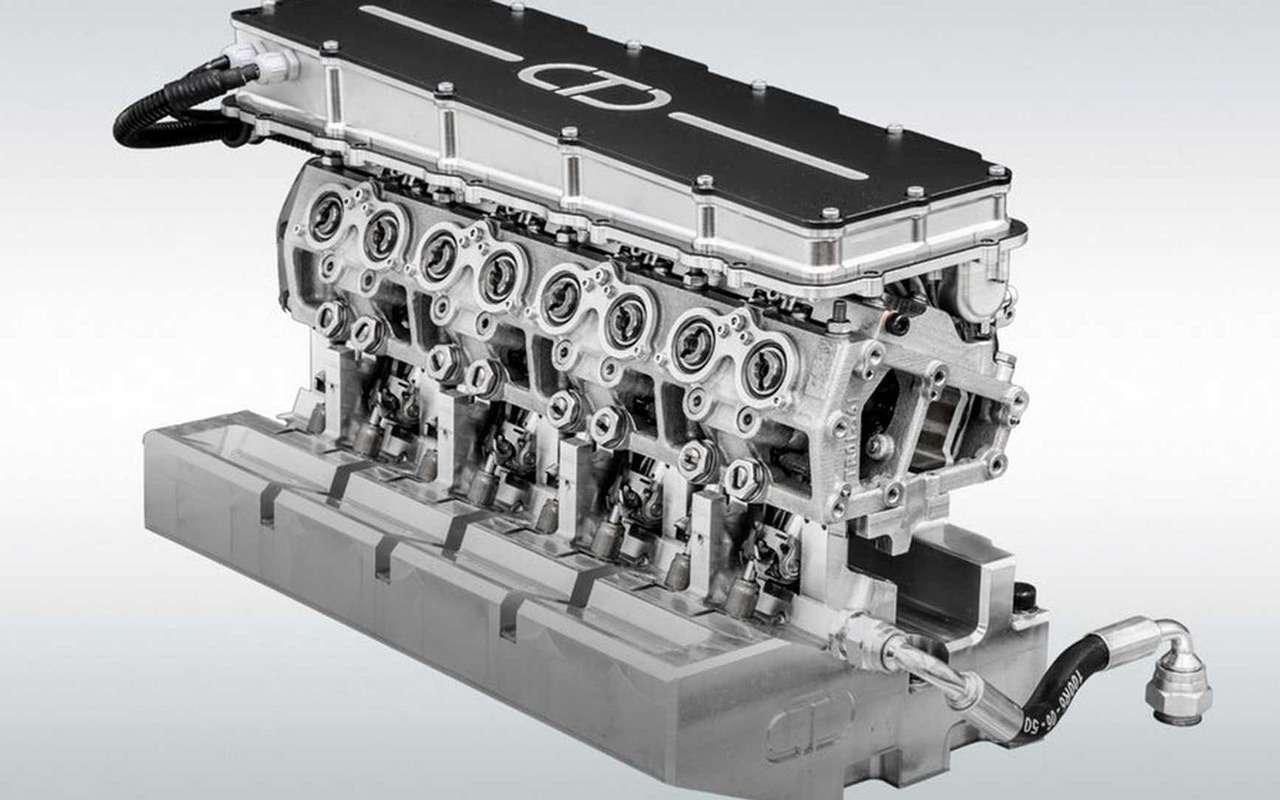 Цифровые клапаны значительно улучшат двигатели— фото 933748