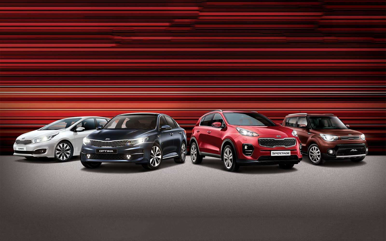 Четыре модели Kia получили ограниченную серию дляРоссии— фото 799710