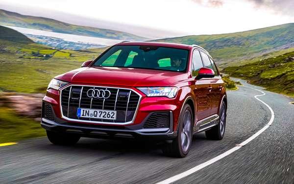 Электрический Audi: вгороде жить можно. Струдом