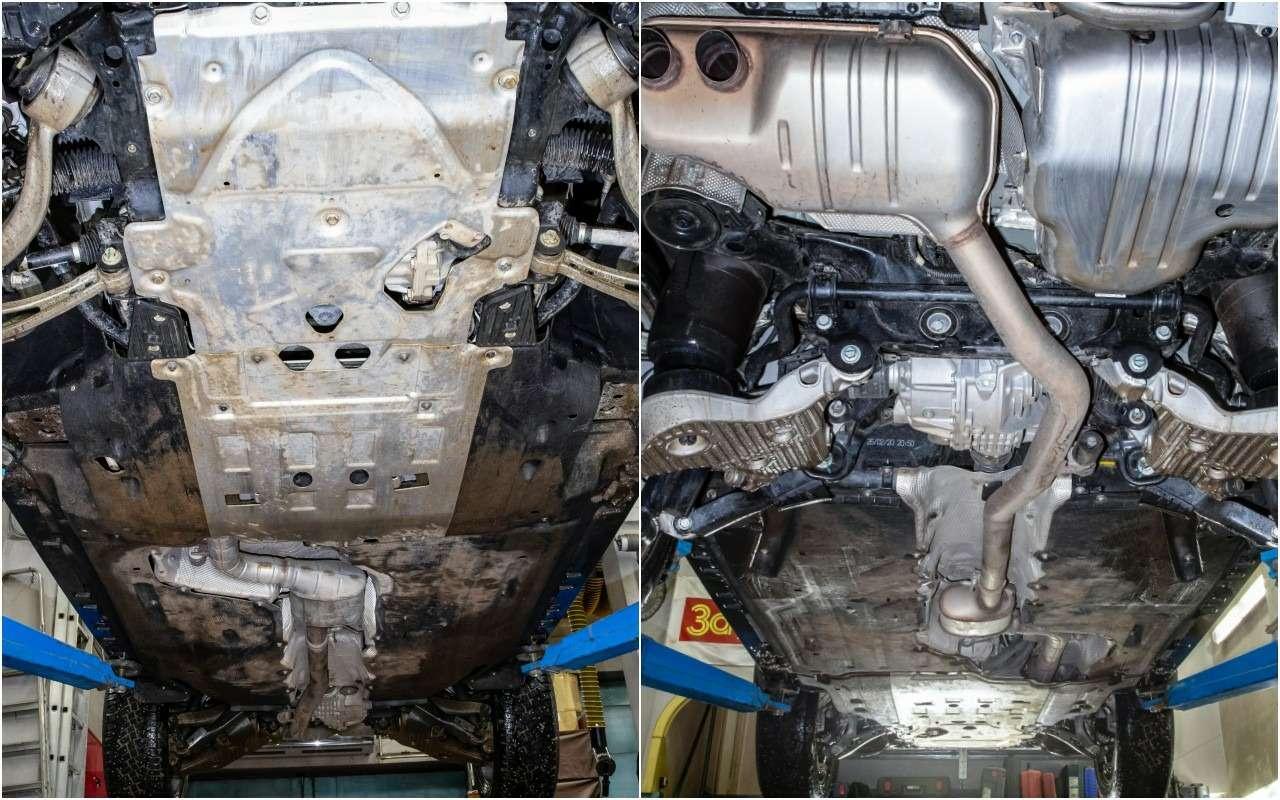Land Rover Defender: тест сразницей в40лет— фото 1247938