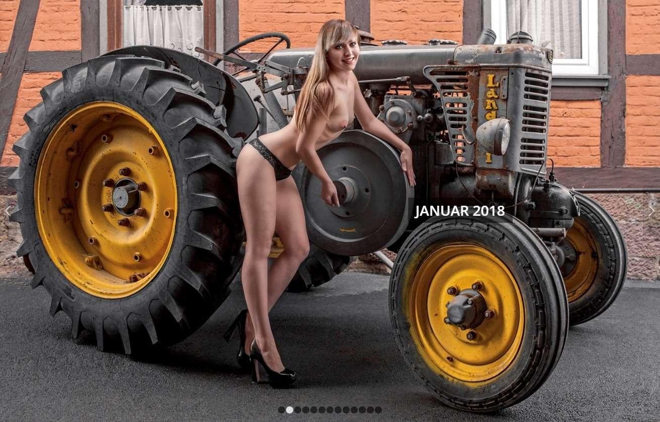 Красота круглый год: выбираем лучший автокалендарь 2018— фото 827408