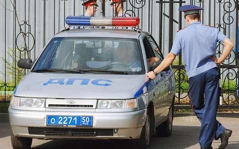 В МВД уточнили, где гаишники будут останавливать водителей на дороге