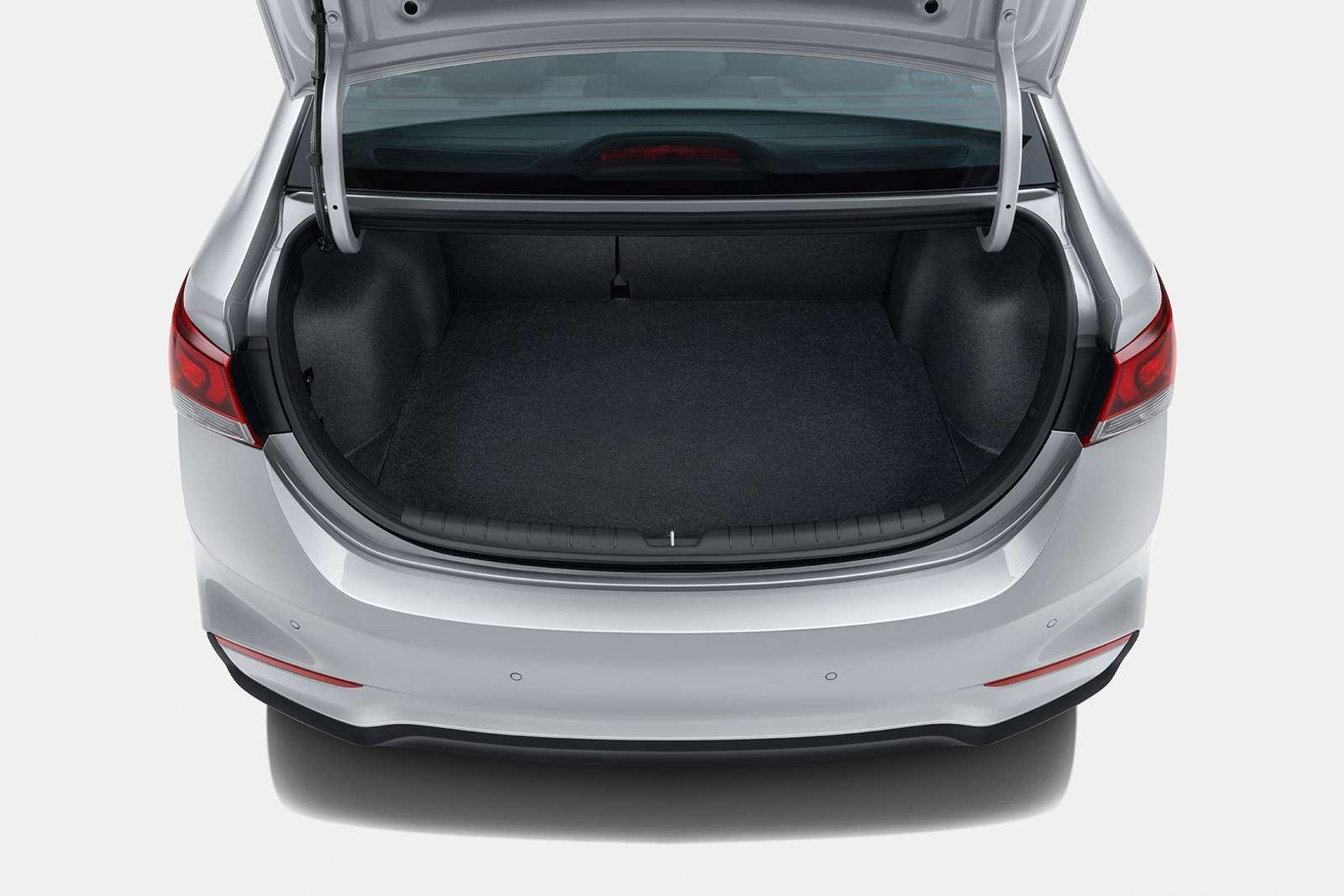 Новый Hyundai Solaris: объявлены официальные цены— фото 708805