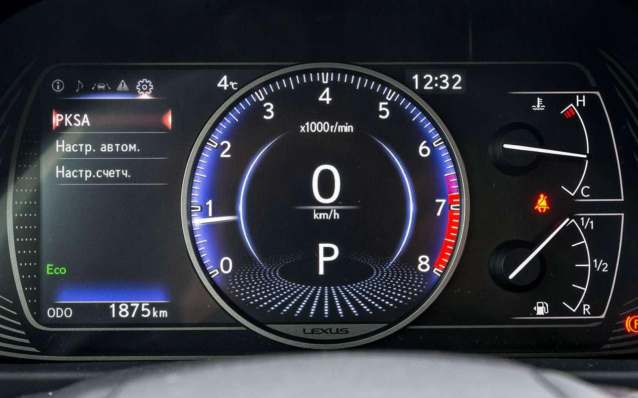Большой тест маленьких, нодорогих кроссоверов: Volvo, Lexus, Jaguar— фото 983821
