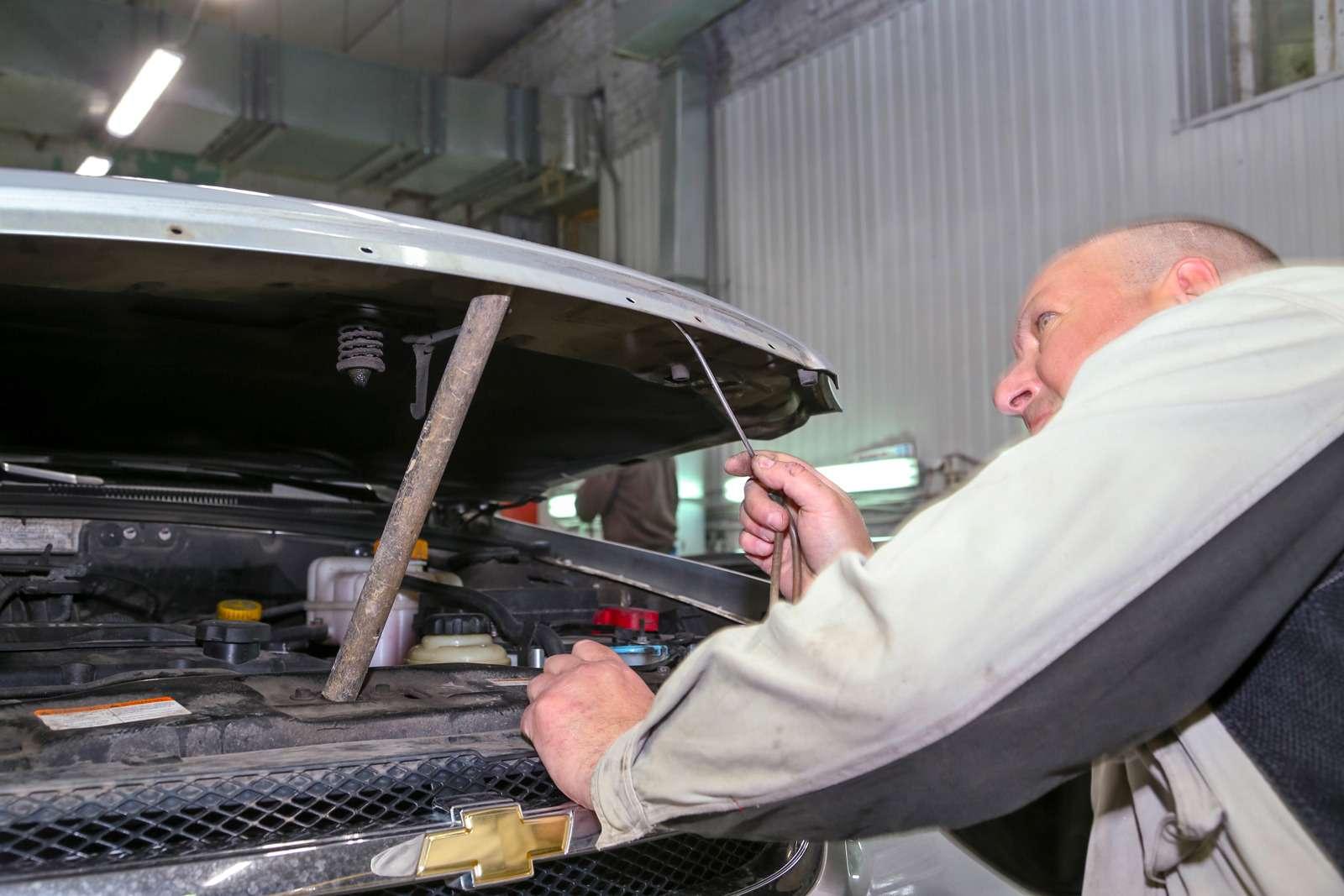 Технологии локального кузовного ремонта: ловкость рук— фото 612152