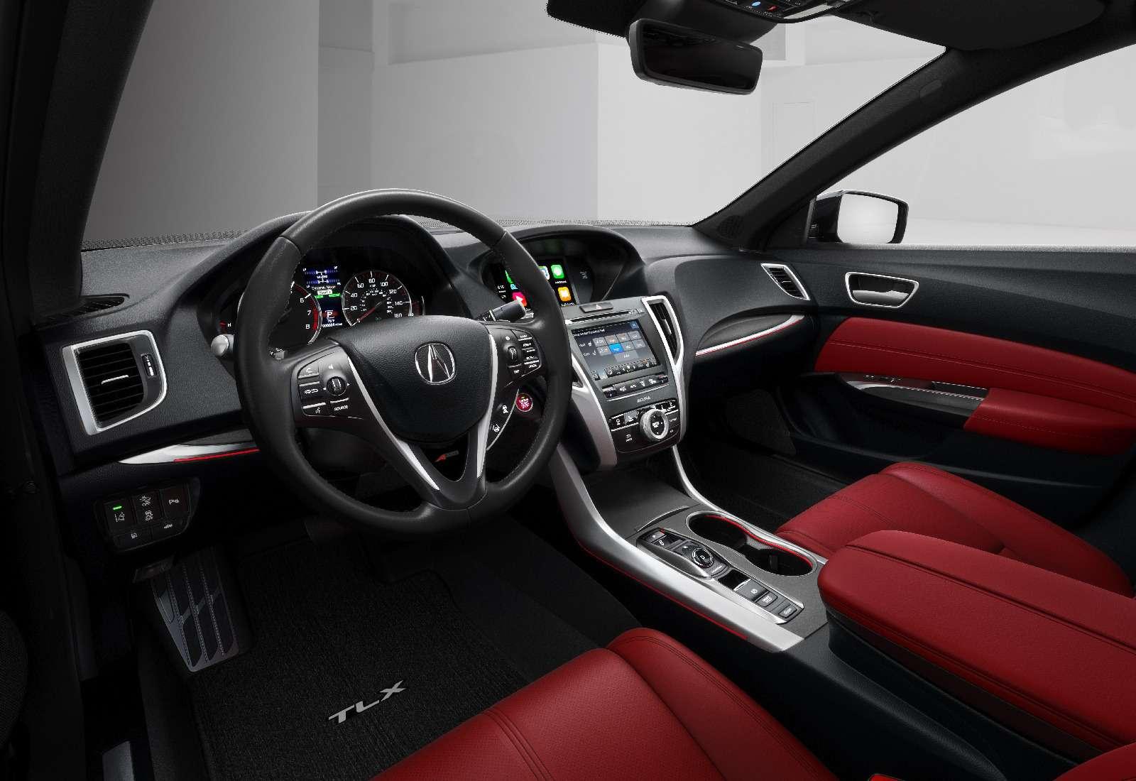 Acura TLX: ювелирное обновление— фото 735755