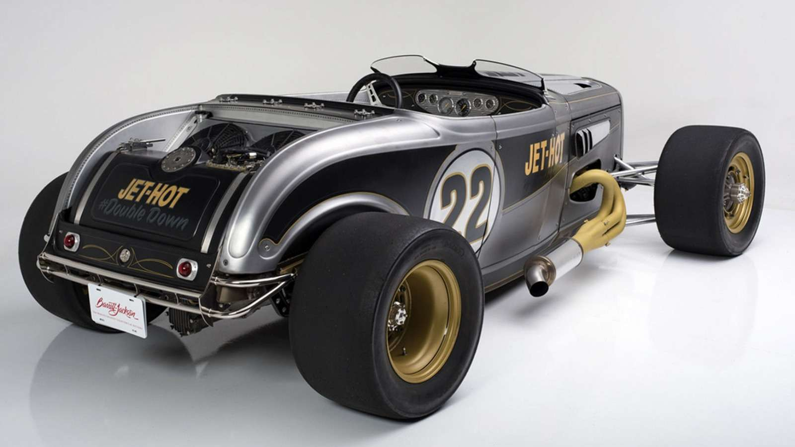 Ford Dragster 2