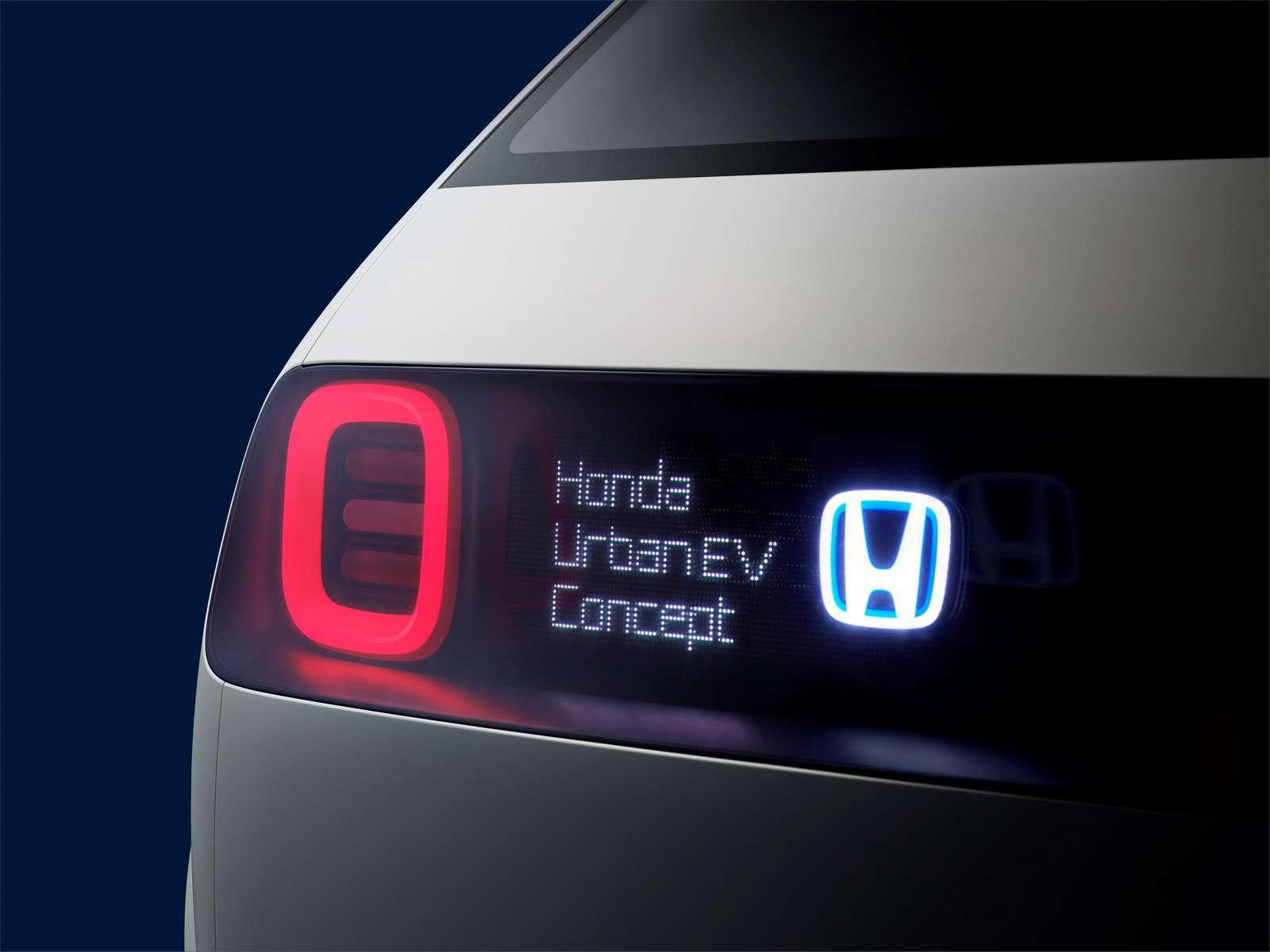 Honda показала хэтчбек будущего сдизайном изпрошлого— фото 793882
