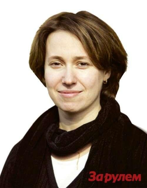 Елена Шитикова