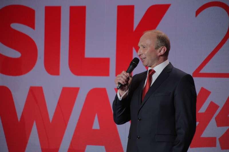 Шелковый путь, Silk Way Rally, КАМАЗ-мастер, Владимир Чагин