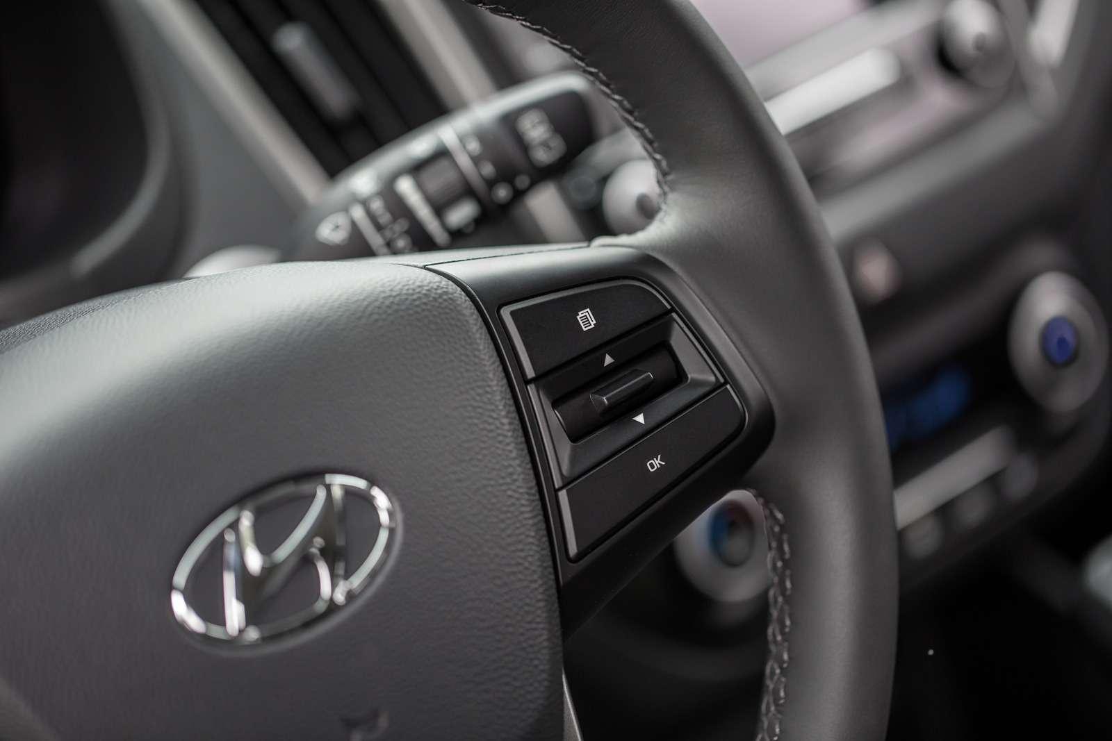 Интерьер Hyundai Creta: подробности— фото 599275