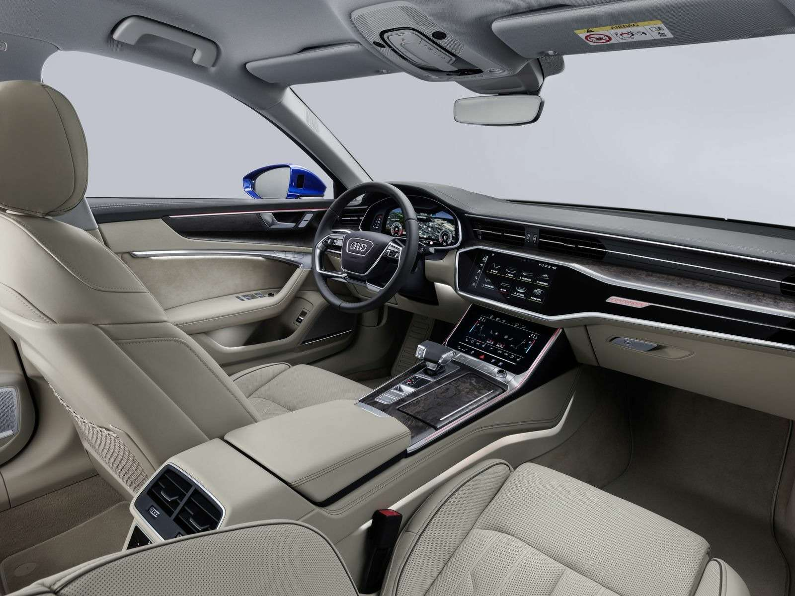 Новый Audi A6Avant: элегантность превыше всего— фото 861663