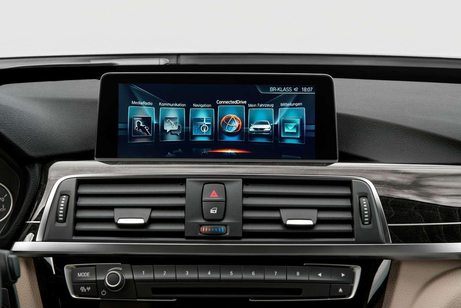 Обновленный BMW 3-й серии GT: урок эффективного менеджмента— фото 593856