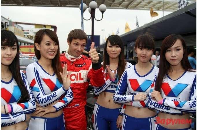 Алексей Дудукало, Lukoil Racing Team
