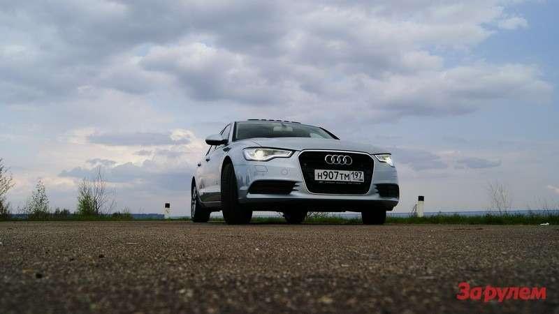 Audi A6Hybrid