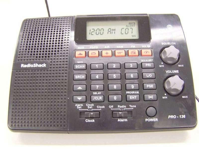 nocopyright radioshackPRO136